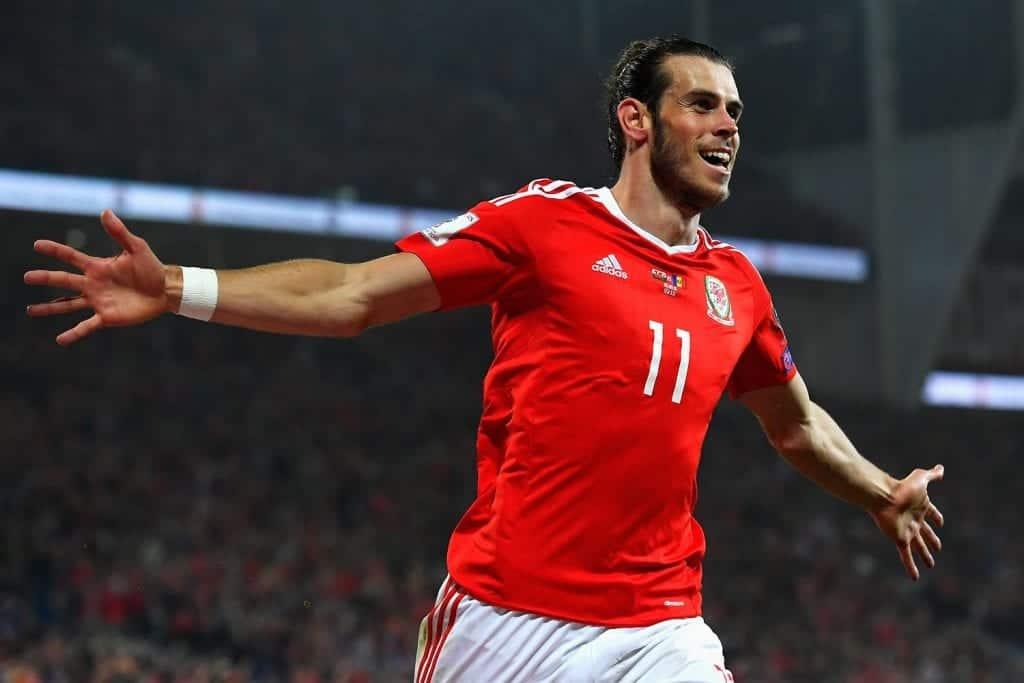 bale nje nga futbollistet me te mire ne bote