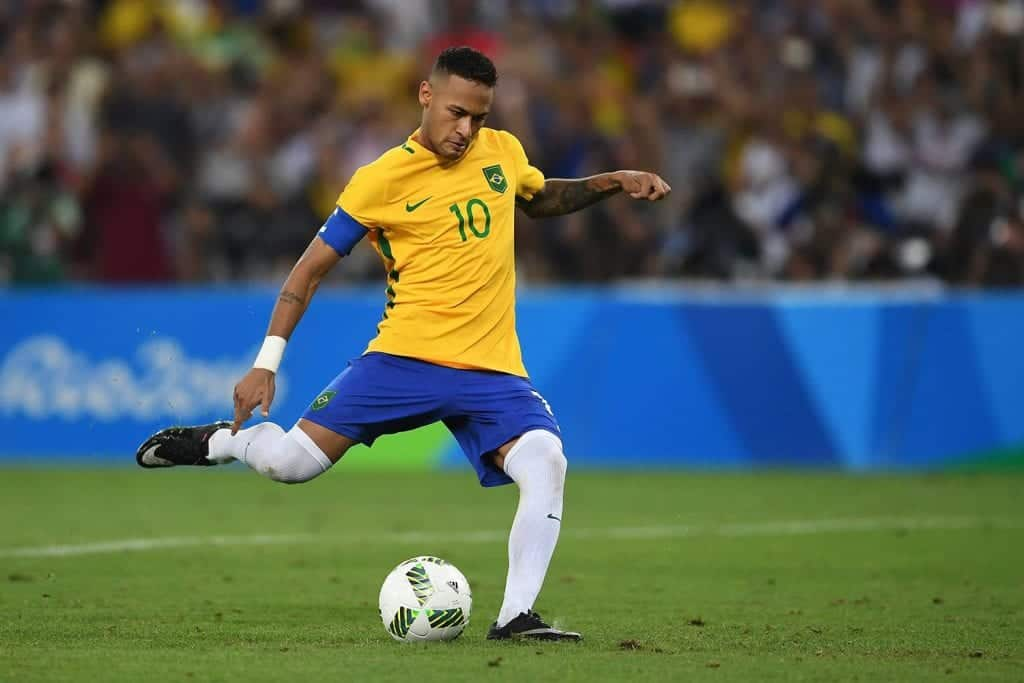 Neymar nje nga futbollistet me te mire ne bote