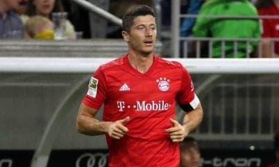 Lewandowski, Bayern Munich
