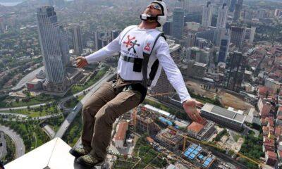 Base Jumping, sportet më të rrezikshme në botë